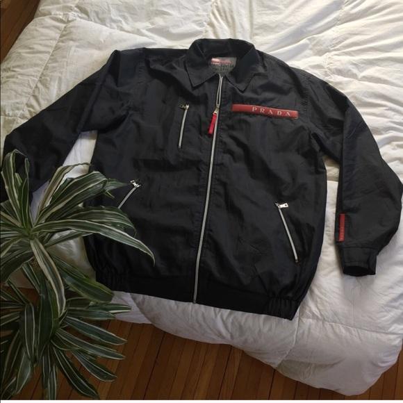 1ce6eba2 Authentic Prada Jacket